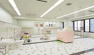 イメージ:入浴実習室