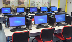 イメージ:プログラム実習室