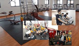 イメージ:トレーニング実習室