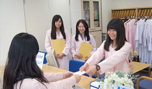 医療事務実習室