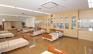 イメージ:介護実習室