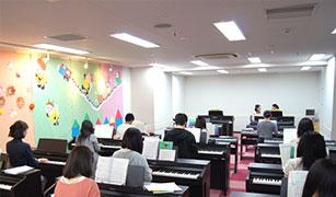 イメージ:音楽演習室