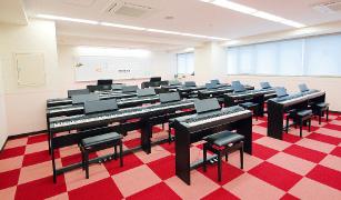 イメージ:ピアノ実習室