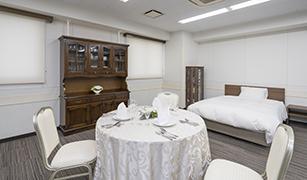 イメージ:ホテル実習室