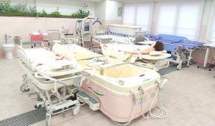 イメージ:介護小児保育実習室