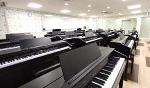 イメージ:ピアノレッスンルーム