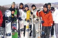 イメージ:2月 スノボ&スキーツアー