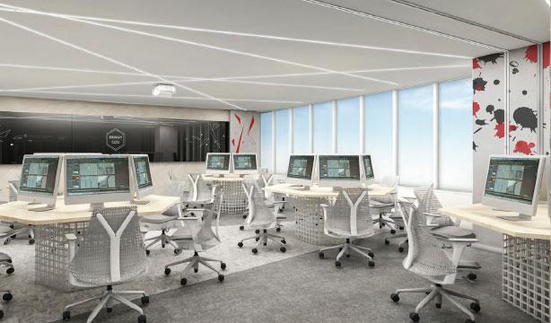 パソコン実習室