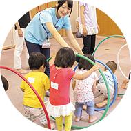 イメージ:地域子育て支援活動