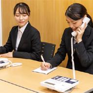 イメージ:ビジネスマナー実習