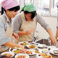 イメージ:調理実習