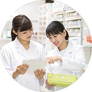 イメージ:薬剤管理実習