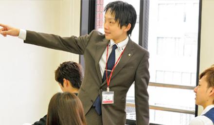 イメージ:優しく熱心な先生がいるから安心!