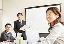 イメージ:経営企画・マーケティングコース