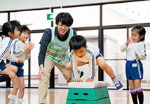 イメージ:保育士・幼稚園教諭こどもスポーツ