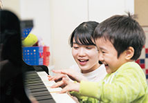 イメージ:保育士・幼稚園教諭こども音楽