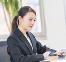イメージ:ビジネス・経理・事務・販売