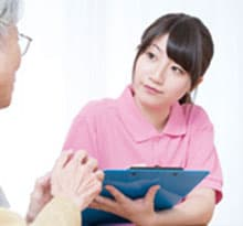 イメージ:介護福祉士・社会福祉士